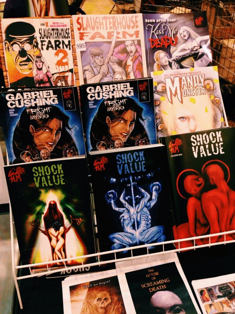 comic con cardiff 2015 hellbound media