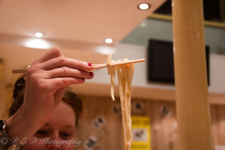 japanese restaurant taro london  udon noodles