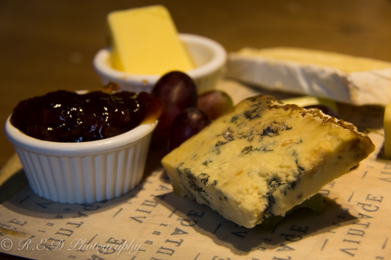 travellers rest cheeseboard