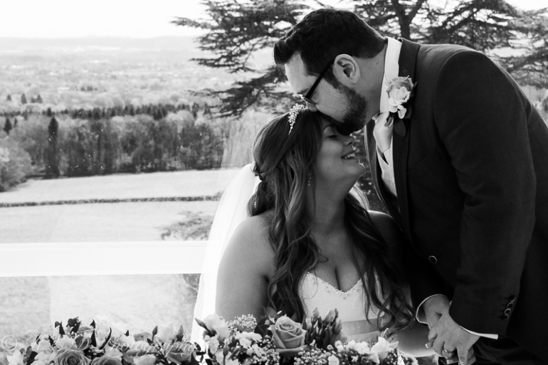 black and white wedding photography registrar