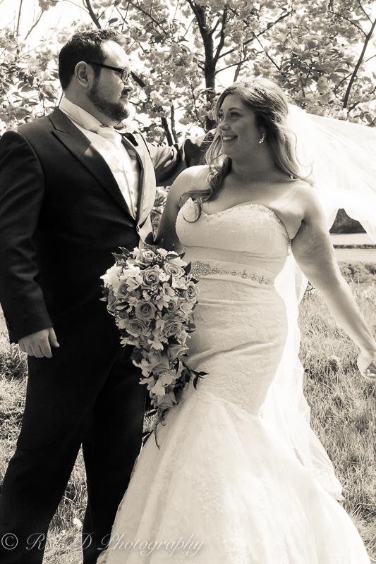 wedding photography bride and groom shots
