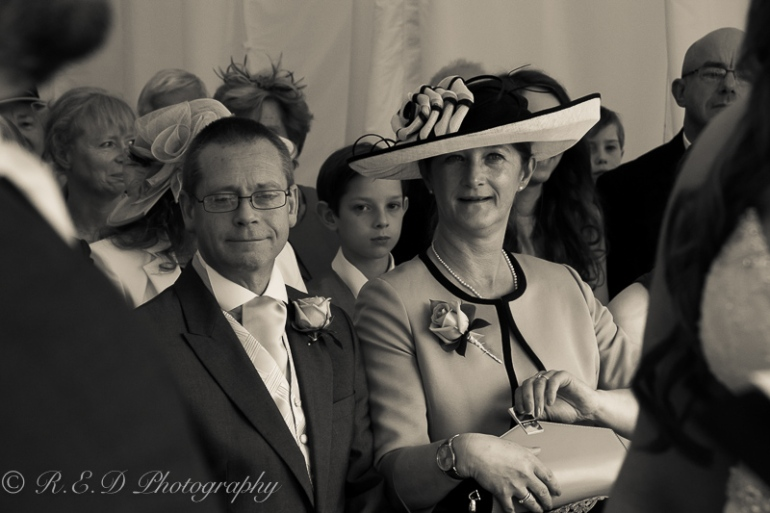 wedding photography father of the bride