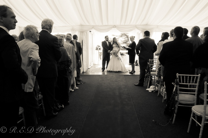 wedding photography the vows