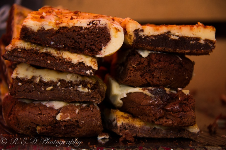 Cardiff Food Festival 2015 peanut butter cake