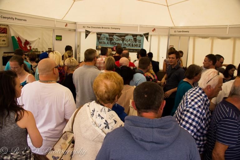 Cardiff Food Festival 2015