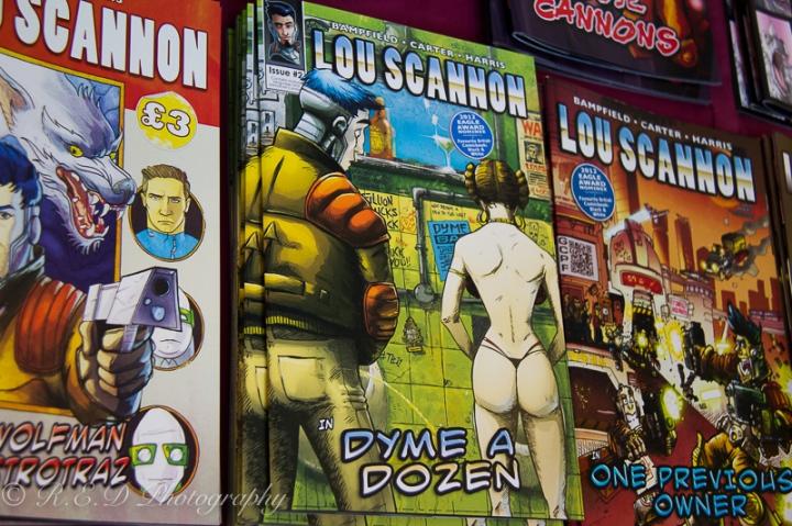 Cardiff Comic Expo 2015