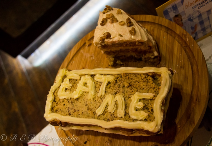 pad deco interior design charity marie curie cancer trust eat me cake