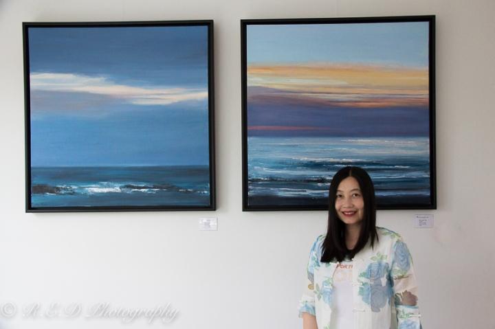 boundary Art summer exhibition 2015