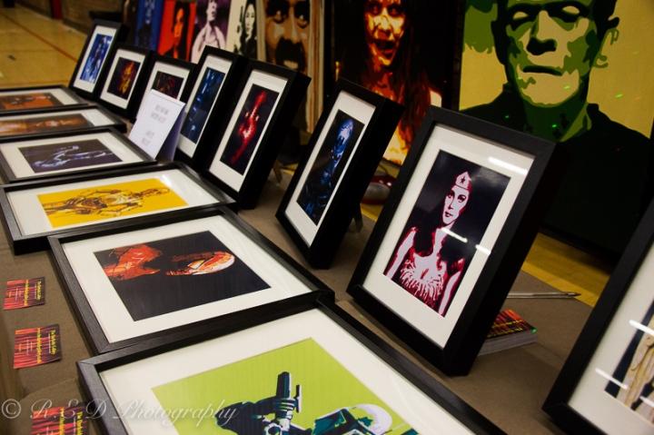 geekedfest 2015 the darkside gallery