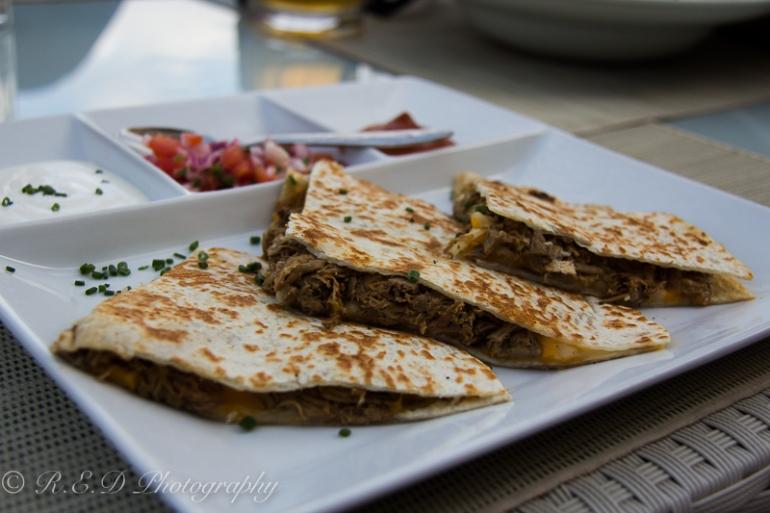 ibiza 2015 mumak restaurant beef quesadillas