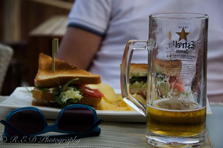 ibiza 2015 mumak restaurant club sandwich