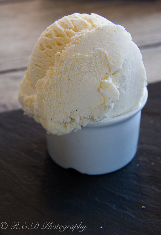 south beach bar and grill food review tenby vanilla ice cream