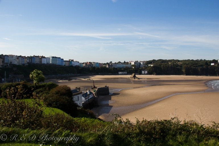 Travel photography lifestyle blogger tenby