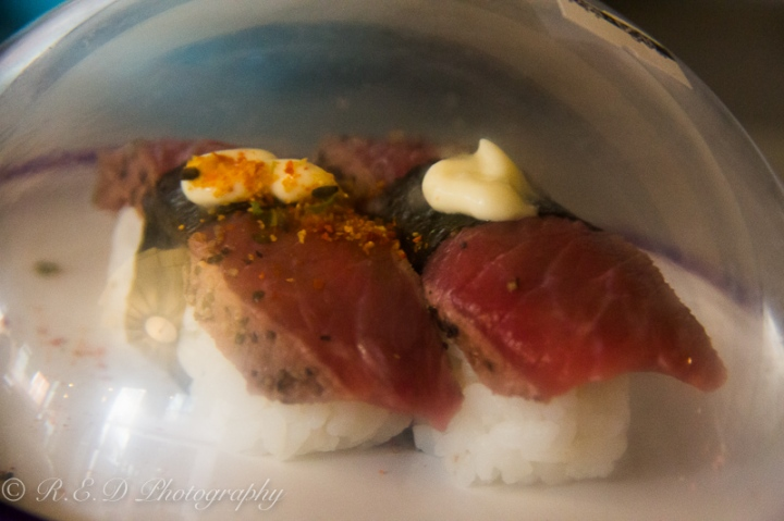 food blog post rhidixonblog lifestyle blogger beef nigiri yo sushi