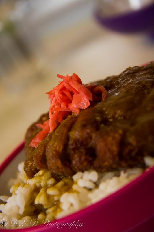 food blog post rhidixonblog lifestyle blogger chicken katsura curry yo sushi