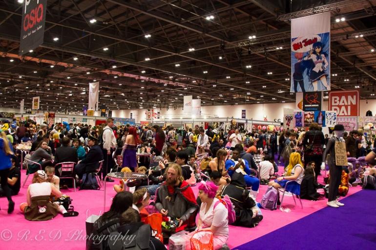 geek life london comic con 2015 geek blogger rhidixonblog