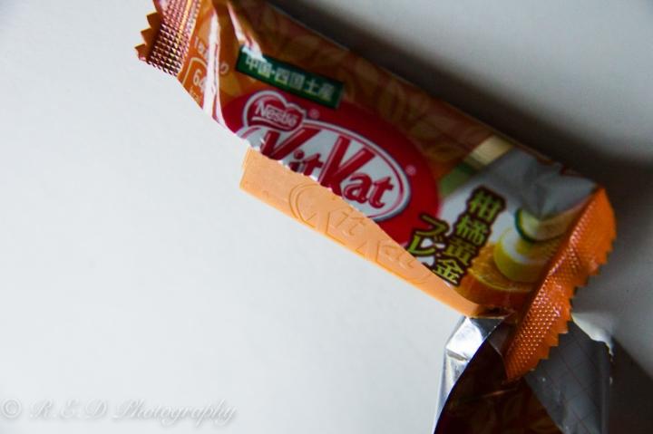 rhidixonblog lifetyle blogger food review kit kat citrus zest flavour