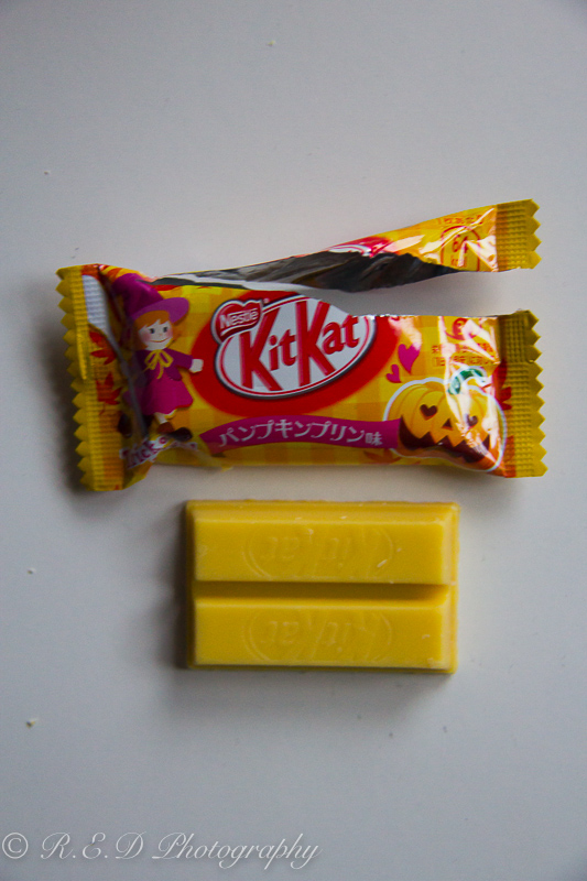rhidixonblog lifetyle blogger food review kit kat pumpkin flavour