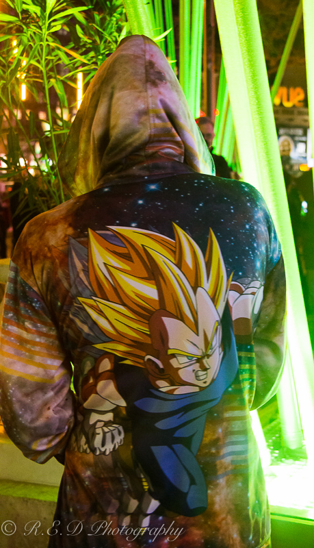 rhidixonblog lifestyle blogger dragon ball z vegeta hoodie RageOn