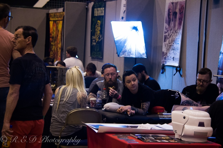 rhidixonblog lifestyle blogger cardiff tattoo and toy convention