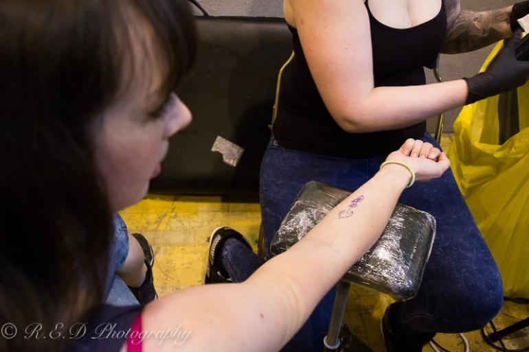 rhidixonblog lifestyle blogger vegeta tattoo alane forsyth
