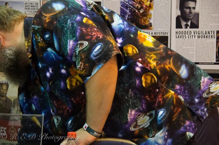 rhidixonblog lifestyle blogger comic con 2016