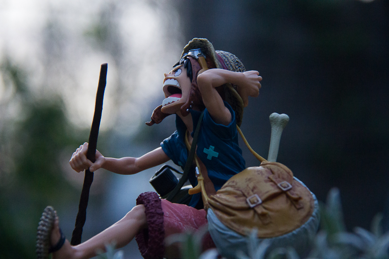 rhidixonblog lifestyle blogger luffy figure