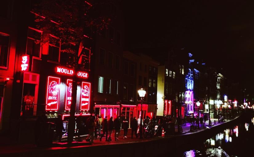Visual Diary: Amsterdam with the PoleGirls